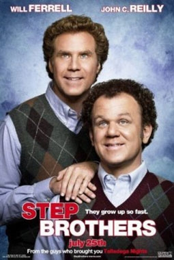 Step Brothers with Will Ferrell & John C. Reilly