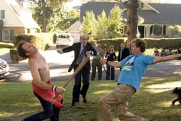 John C. Reilly & Will Ferrell Fighting in Step Brothers
