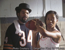 Ice Cube & Keke Palmer star in Fred Durst's The Longshots