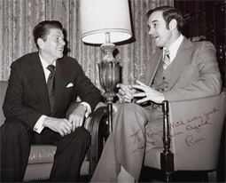 Ron Paul & Ronald Regan