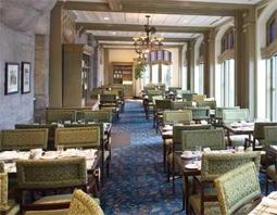 Le Champlain Restaurant at Fairmont Le Chateau Frontenac Hotel