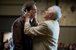 Jim Carrey & Terence Stamp in Yes Man