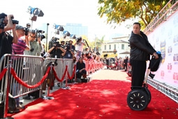 Kevin James at the Premiere of Paul Blart: Mall Cop