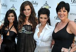 Kourtney, Khloe, Kim, & Kris Kardashian