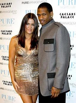 Khloe Kardashian & Rashad McCants