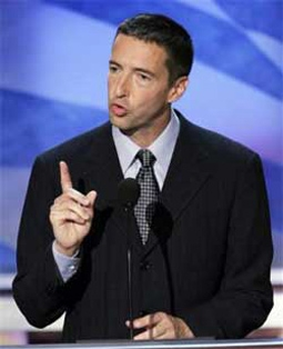 Conservative Candor >> Ron Reagan Offers Fearless Candor on Embryonic Stem Cells, God and Taking on Conservative ...
