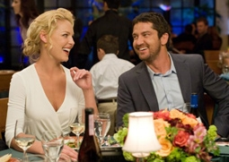 Katherine Heigl & Gerard Butler in The Ugly Truth