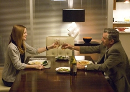 Drew Barrymore & Robert DeNiro in Everybody's Fine