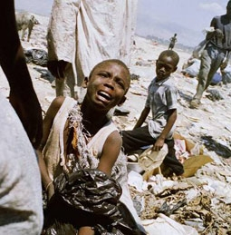 Port-au-Prince, Haiti Earthquake
