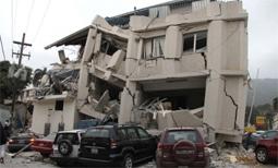 Port-au-Prince, Haiti Earthquake