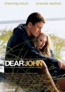Dear John, with Channing Tatum & Amanda Seyfried