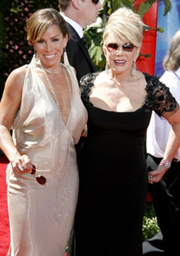 Melissa & Joan Rivers
