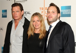 Thomas Haden Church, Elisabeth Shue & Don McKay Director Jake Goldberger