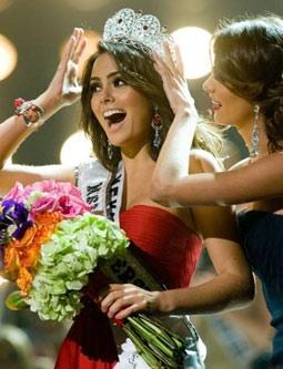 Ximena Navarrete, Miss Universe 2010