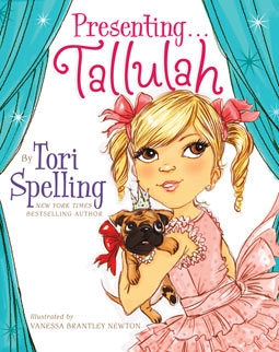 Presenting... Tallulah, by Tori Spelling