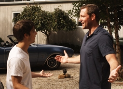 Matt Bush & Edward Burns in Nice Guy Johnny