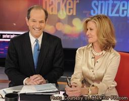 Eliot Spitzer & Kathleen Parker on Parker Spitzer