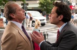 Jack Nicholson & Paul Rudd in How Do You Know