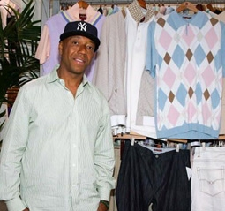 Russell Simmons' New Collection Argyle Culture