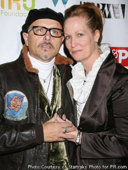 Joe Pantoliano & Wife Nancy
