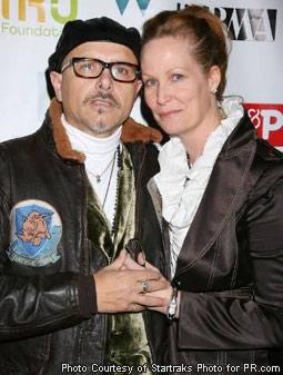 Joe Pantoliano & Wife Nancy