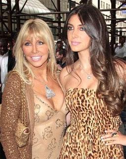 Lisa Gastineau & Brittny Gastineau