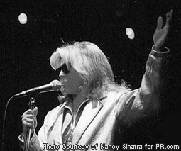 Nancy Sinatra Performing at The Whisky in LA