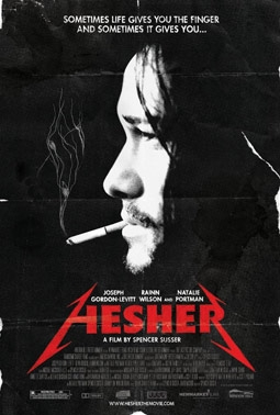 Hesher with Joseph Gordon-Levitt, Rainn Wilson & Natalie Portman