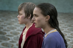 Devin Brochu & Natalie Portman in Hesher