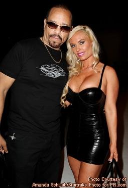 Ice-T & Coco Austin