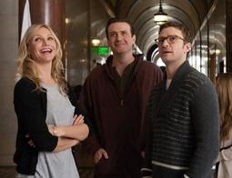 Cameron Diaz, Jason Segel & Justin Timberlake in Bad Teacher