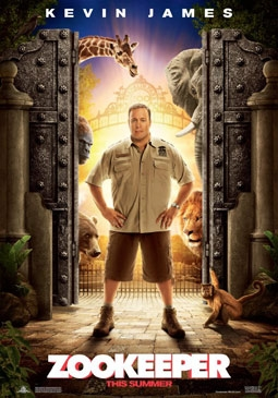 Zookeeper with Kevin James