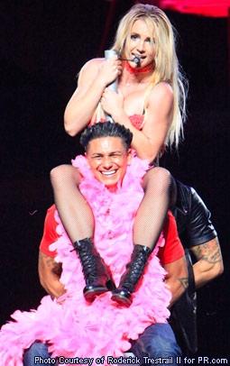 Britney Spears & DJ Pauly D