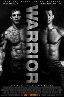 Warrior with Joel Edgerton, Tom Hardy & Nick Nolte