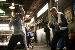 Tom Hardy & Nick Nolte in Warrior