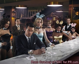 Jenna Dewan Tatum & the Cast of The Playboy Club