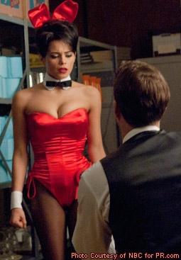 Jenna Dewan Tatum in The Playboy Club