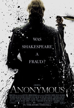 Anonymous with Rhys Ifans, Vanessa Redgrave, Sebastian Armesto & Rafe Spall