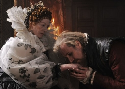 Vanessa Redgrave & Rhys Ifans in Anonymous