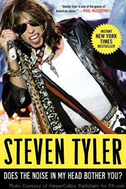 Does the Noise in My Head Bother You?: A Rock 'n' Roll Memoir, by Steven Tyler