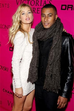 Doutzen Kroes & Husband DJ Sunnery James