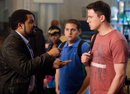Ice Cube, Jonah Hill & Channing Tatum in 21 Jump Street
