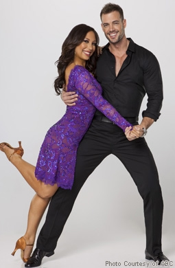Cheryl Burke Dishes On Dancing With The Stars Partner