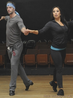 William Levy & Cheryl Burke from Dancing With The Stars