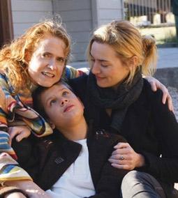 Margret Ericsdottir, Keli Thorsteinsson & Kate Winslet