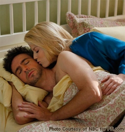 Jack Davenport & Megan Hilty in Smash