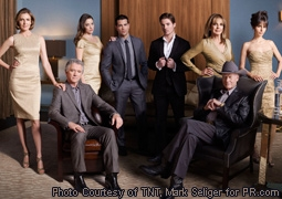 Jesse Metcalfe & the Cast of Dallas
