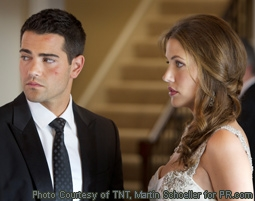 Jesse Metcalfe and Julie Gonzalo in Dallas