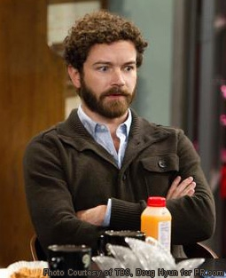 Danny Masterson in Men At Work