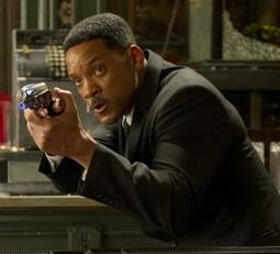 Will Smith in Men In Black 3